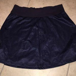 American Apparel Skirts - American Apparel Athletic Mesh Skirt